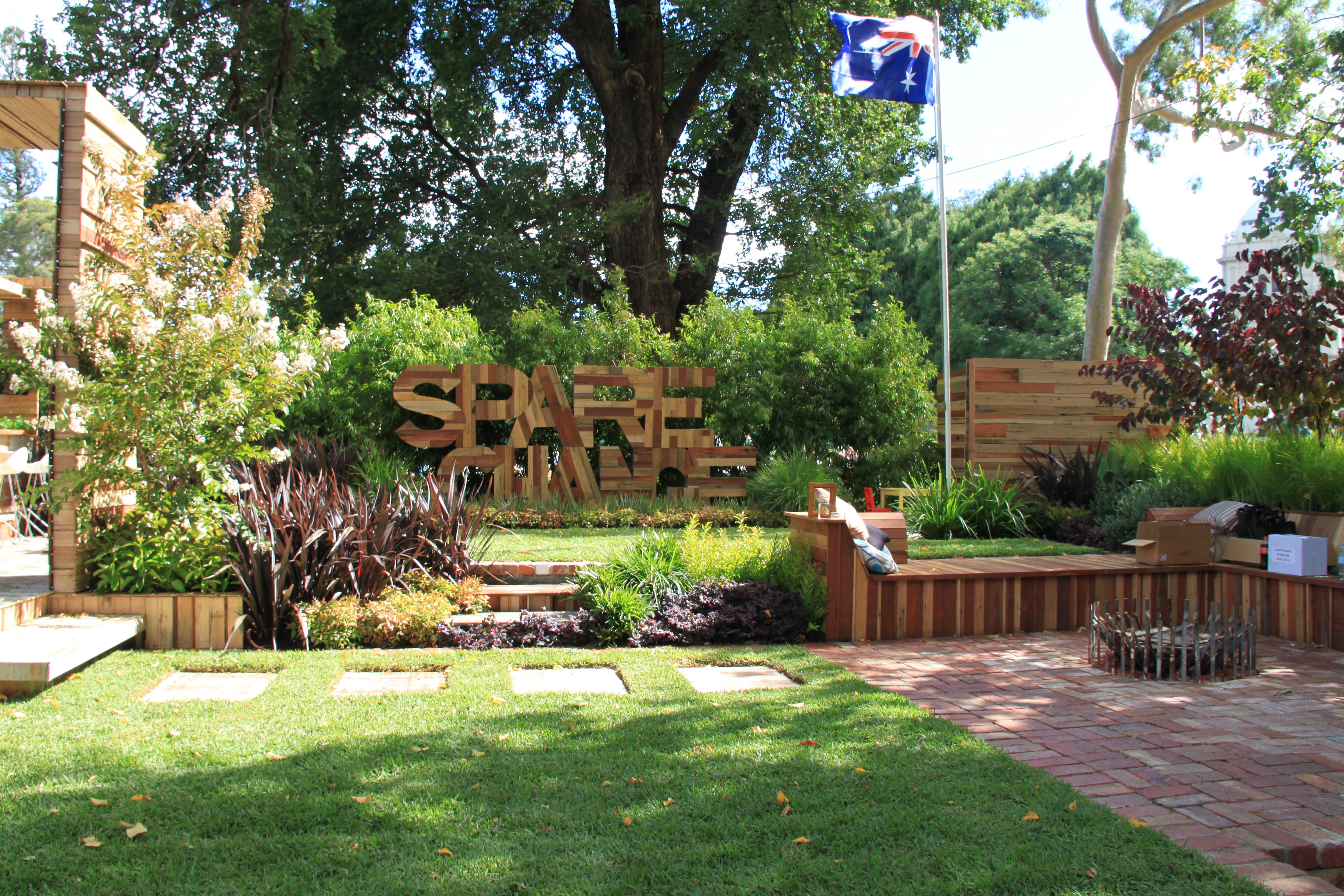 Mixed Wood Features Janna Schreier Garden Design