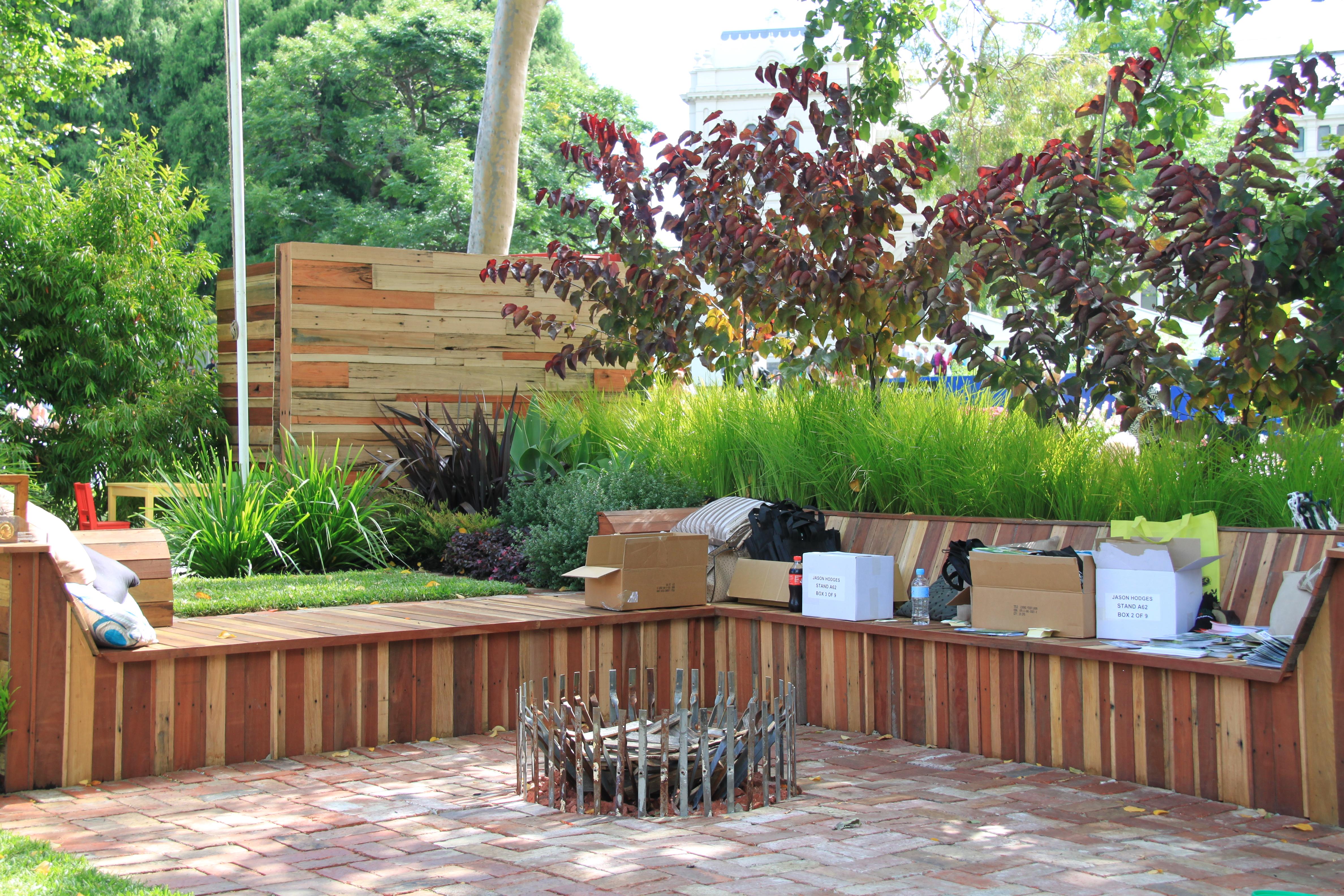Melbourne garden show 2012 janna schreier garden design for Garden designs melbourne