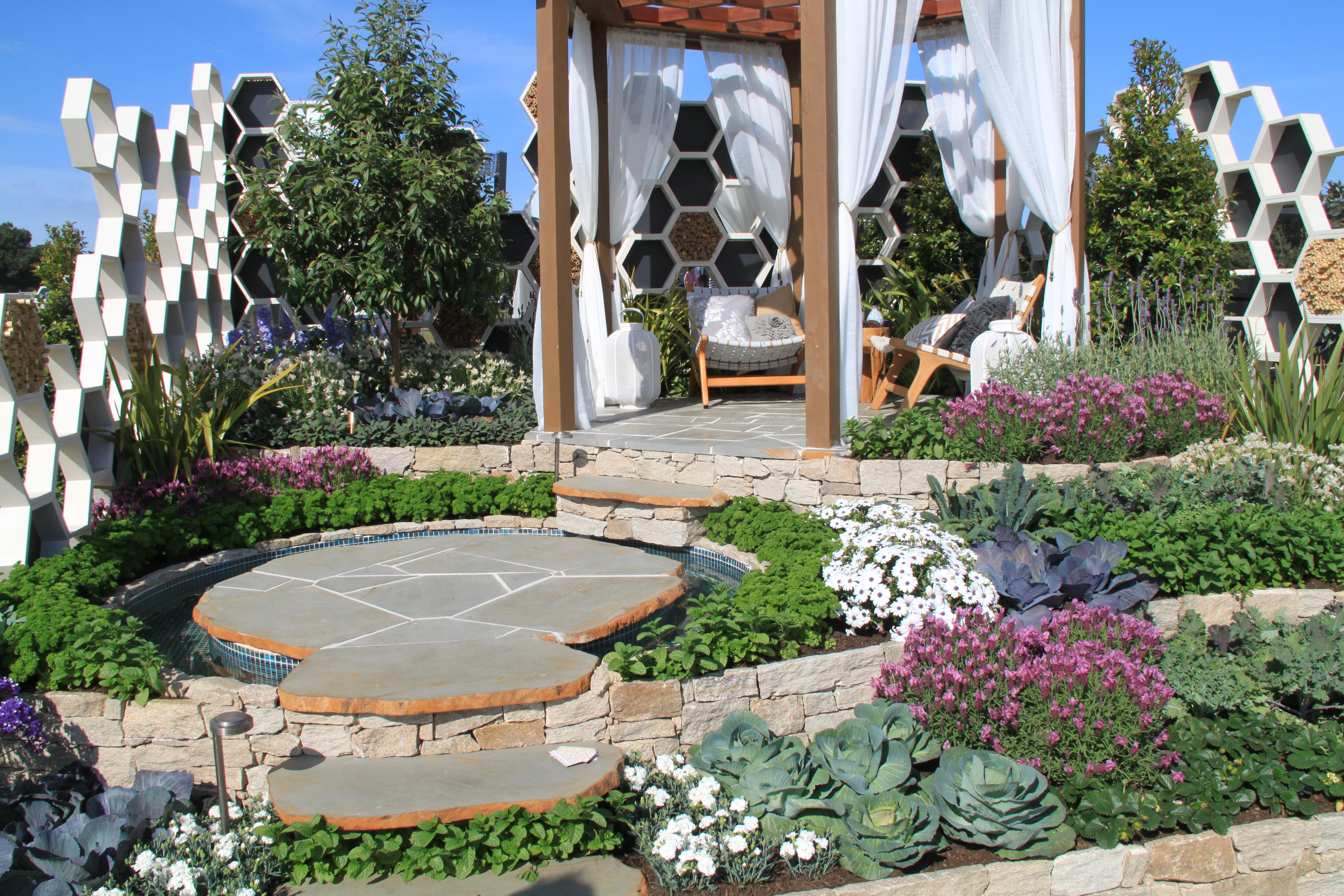 australian garden show sydney 2013 – janna schreier garden design