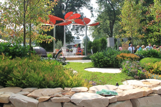 'Emerge - The Family Life Garden' by Candeo Design