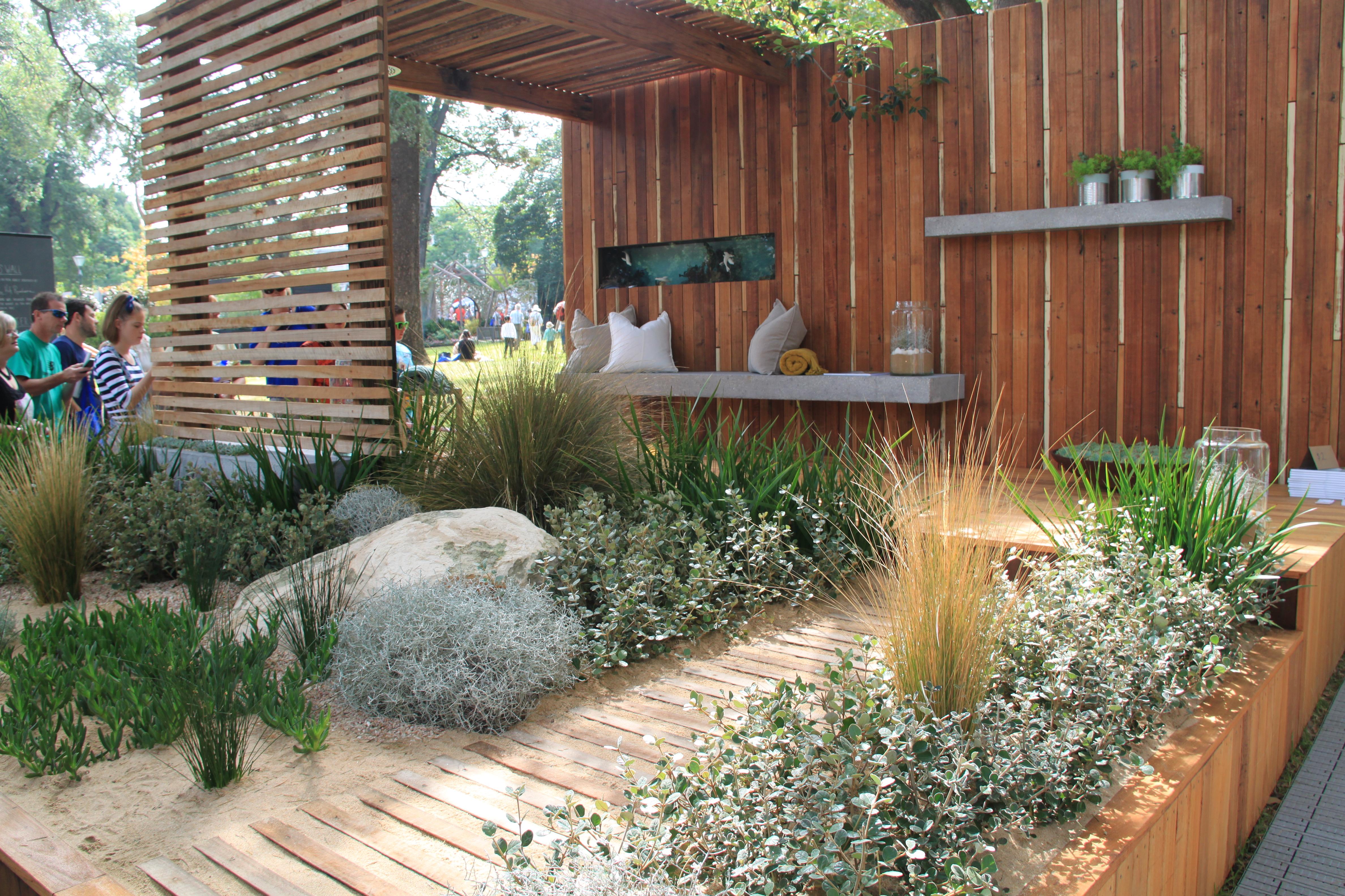 melbourne garden show 2014 janna schreier garden design. Black Bedroom Furniture Sets. Home Design Ideas