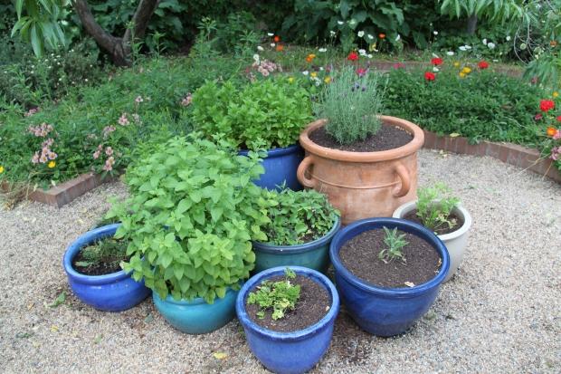 Bowylie Herb Garden