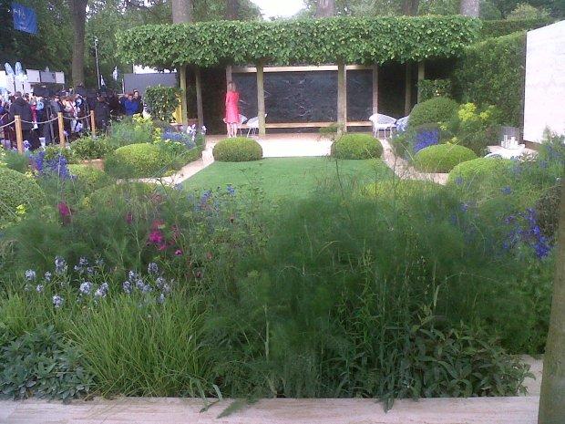 Chelsea Flower Show - Telegraph Garden, Gold Medal