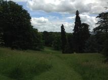 Waddesdon Manor grounds