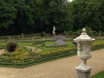 Summer bedding at Waddesdon Manor