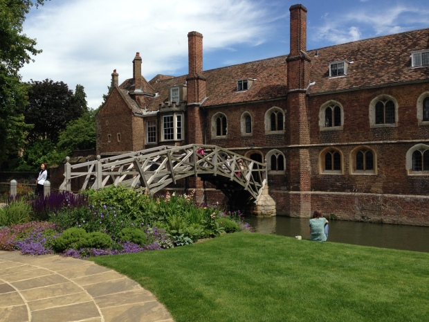 Queens' College, Cambridge Mathematical Bridge