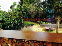 Meticulous finishes to Christopher Owen's garden