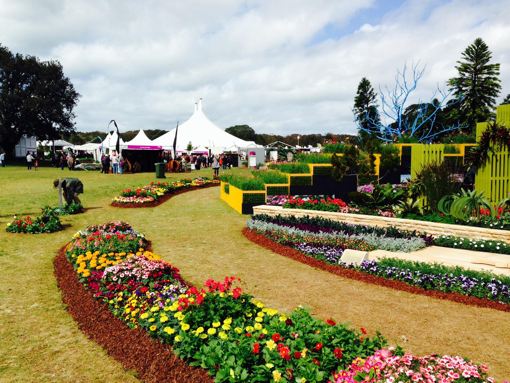 australian garden show sydney 2014 – janna schreier garden design