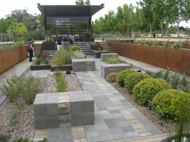 Suburban garden inspiration at the Royal Botanic Gardens Cranbourne