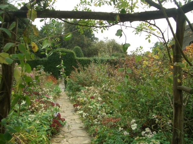 Hidcote in Autumn