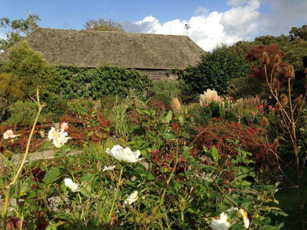 Stunning Great Dixter Sunken Garden