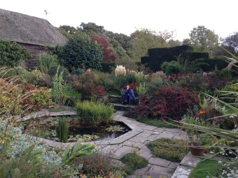 An almost spiritual visit to great dixter janna schreier for Garden design fest 2014