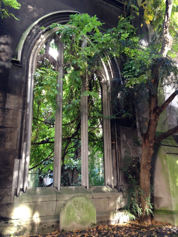 St Dunstan-in-the-East Church Ruins