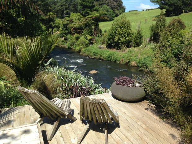 Ann and Vince's Garden in New Plymouth