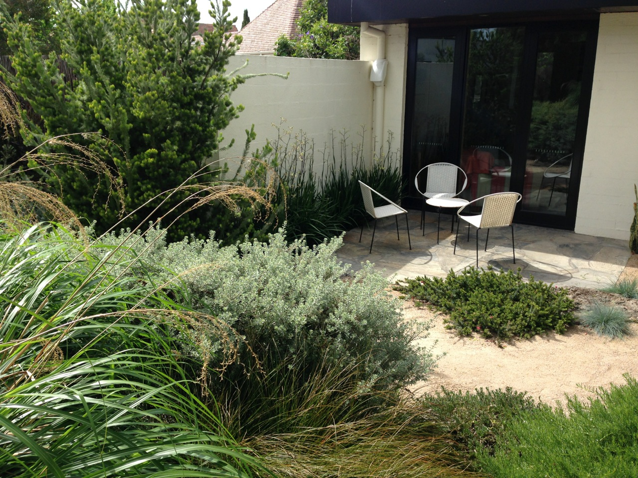 the best garden designer in australia janna schreier