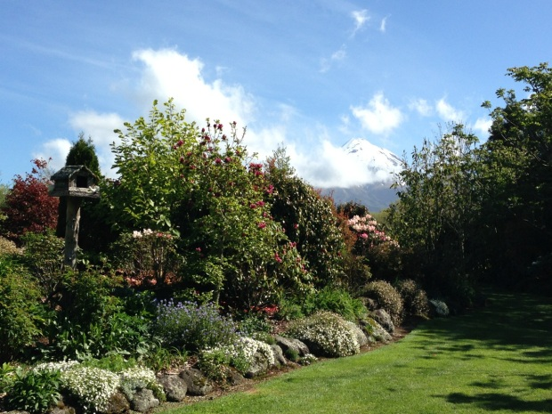 Stanleigh Garden in New Plymouth