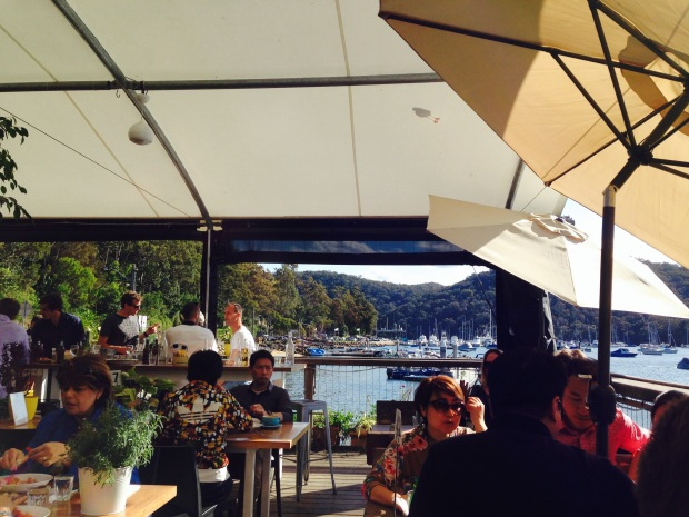 Church Point Cafe Hawkesbury River-2