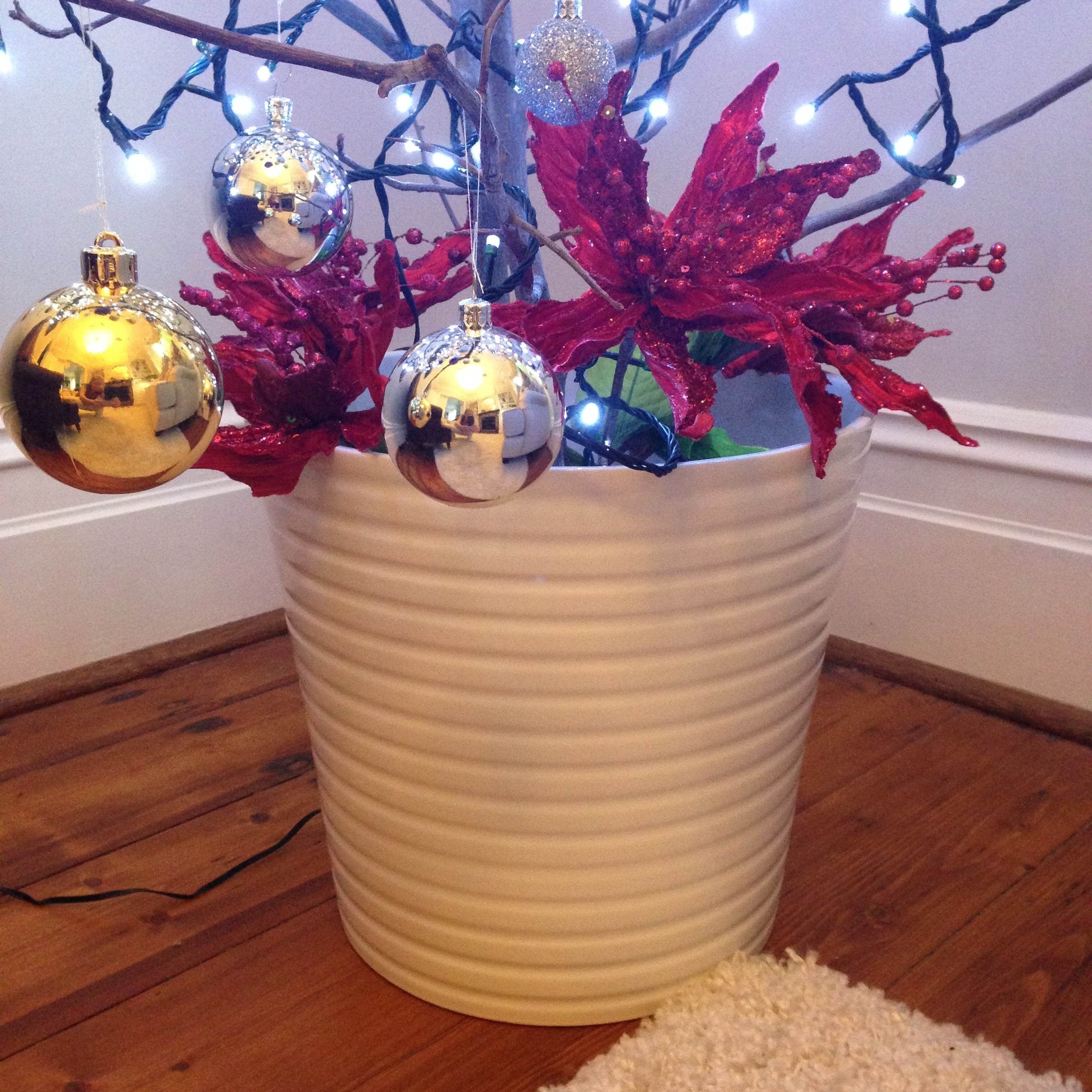 Ikea Pot For Christmas Tree
