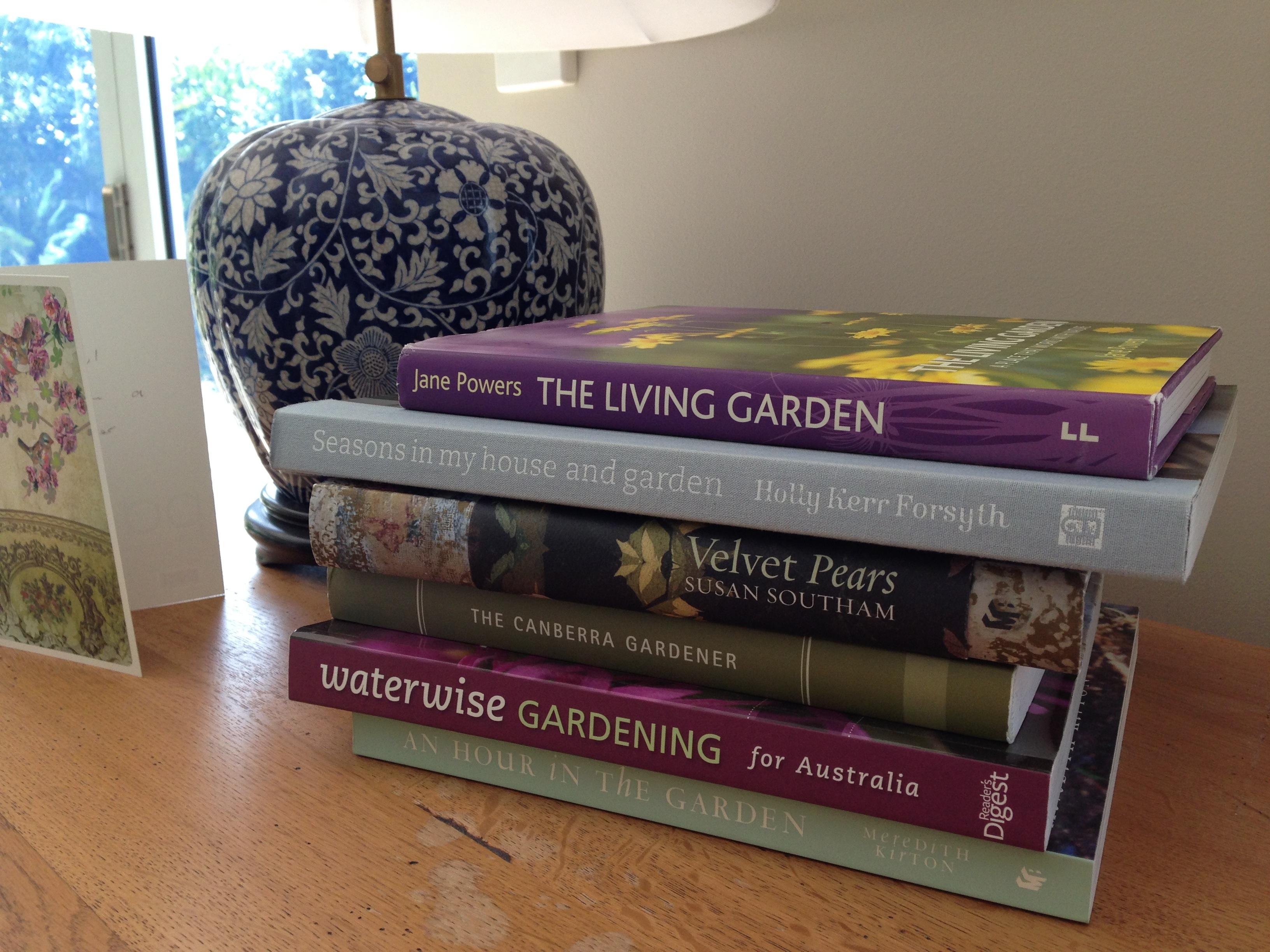 Top 5 Christmas Gardening Books Janna Schreier Garden Design