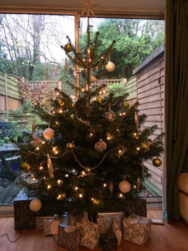 Jenny Clegg Christmas Tree