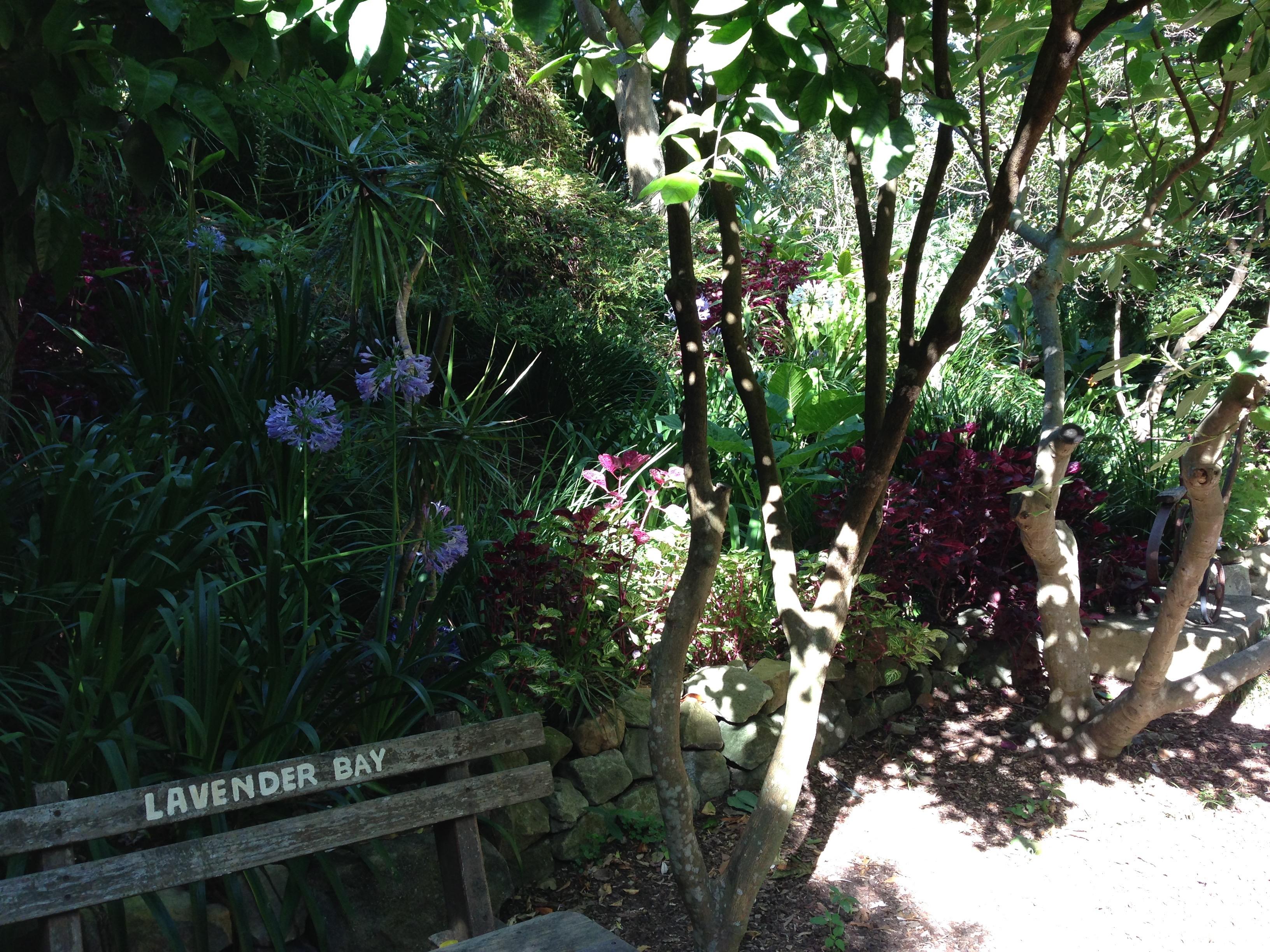 wendy s secret and very inspirational garden – janna schreier
