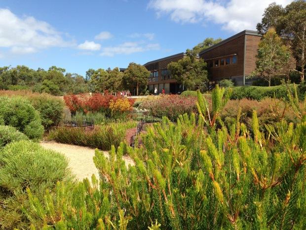 Royal Botanic Gardens Cranbourne. Janna Schreier