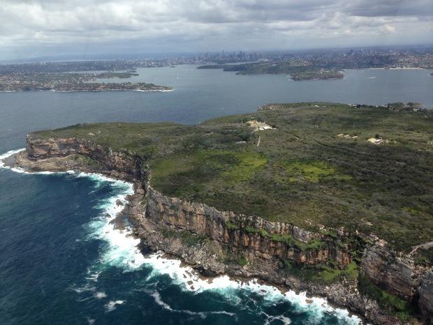 North Head, Sydney. Janna Schreier