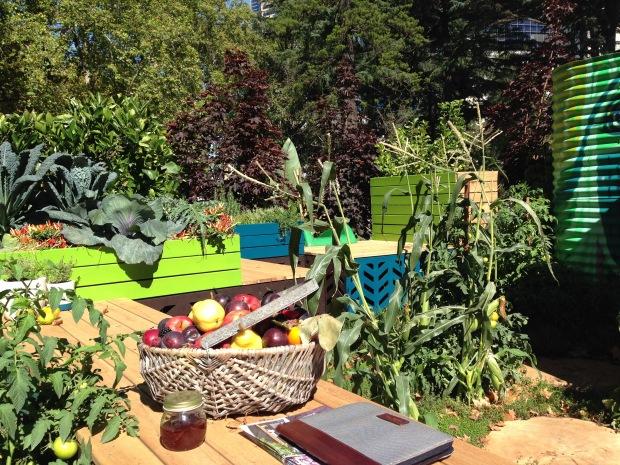 'Food Forest' by Phillip Withers. Janna Schreier