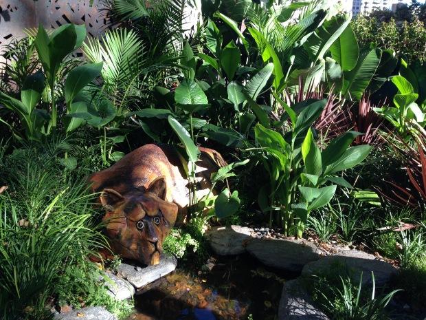 'Rousseau's Jungle' Achievable Garden by Heather Forward. Janna Schreier