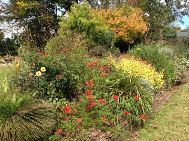 Autumn colours at Woodgreen. Janna Schreier