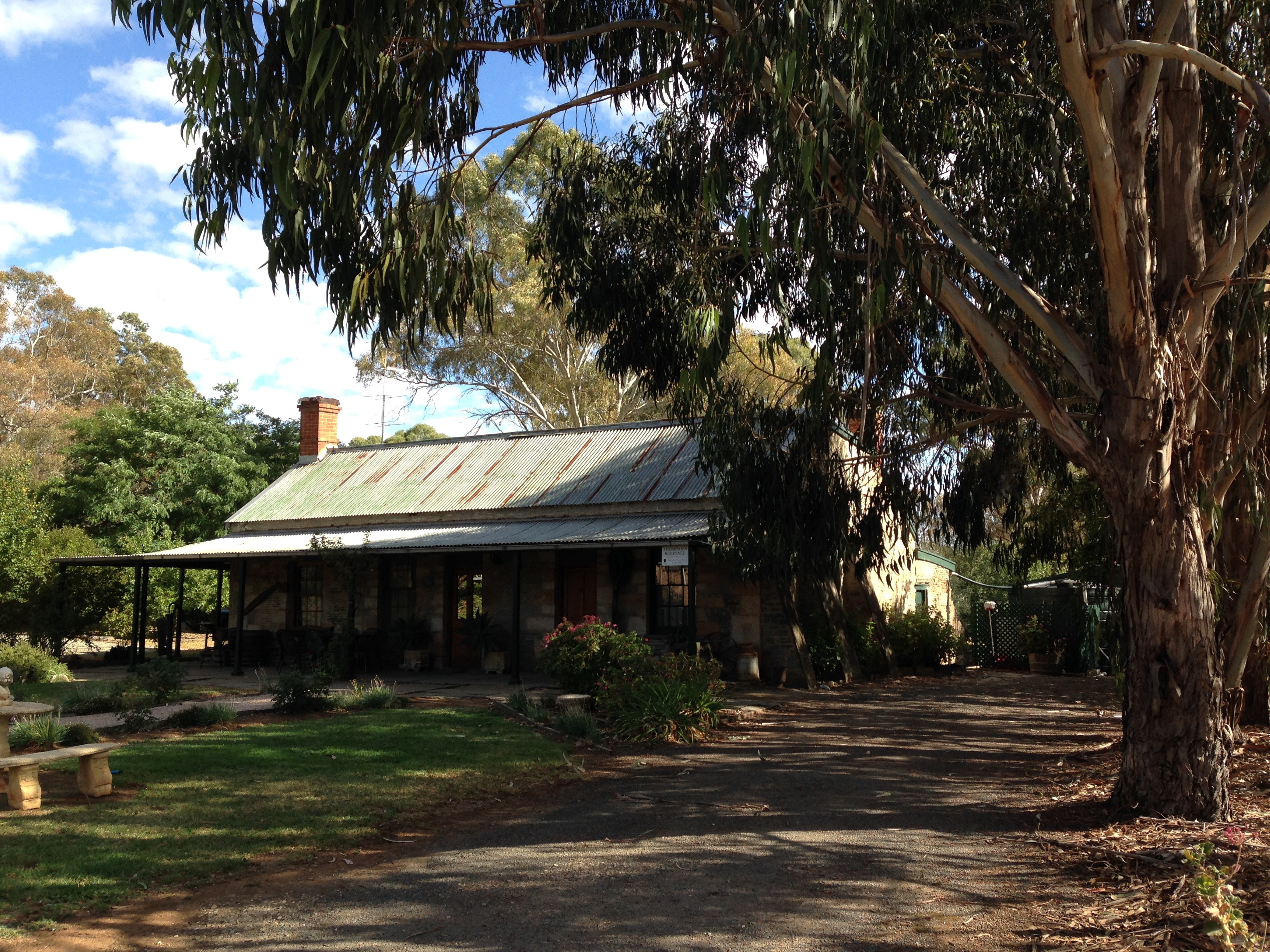 Gardens functional or aesthetic janna schreier garden for Rural australian gardens