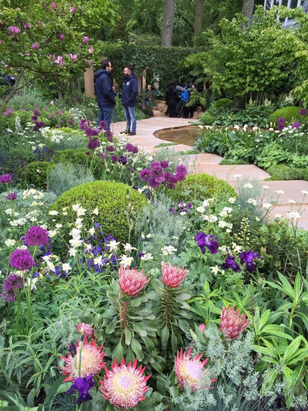 Charlie Albone's Chelsea 2015 Garden