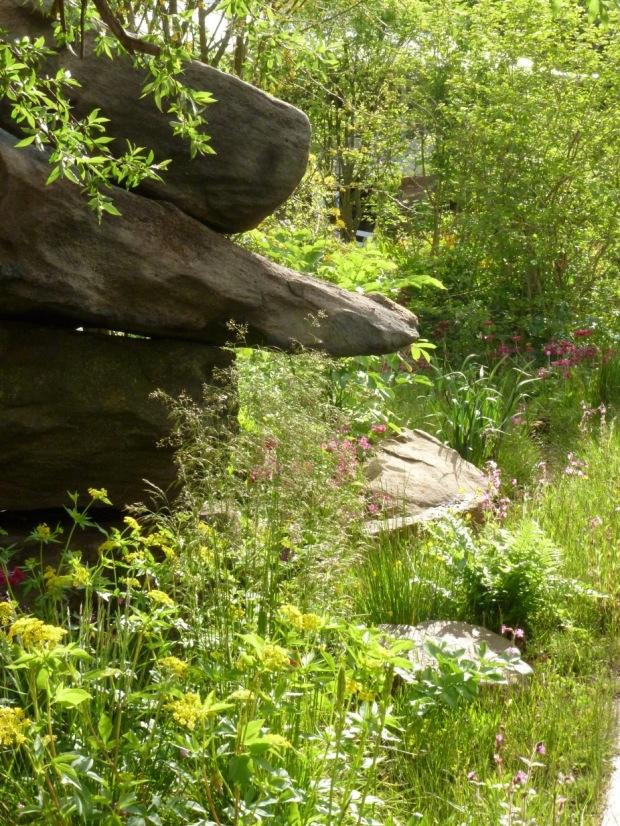Dan Pearson's Chatsworth Chelsea garden