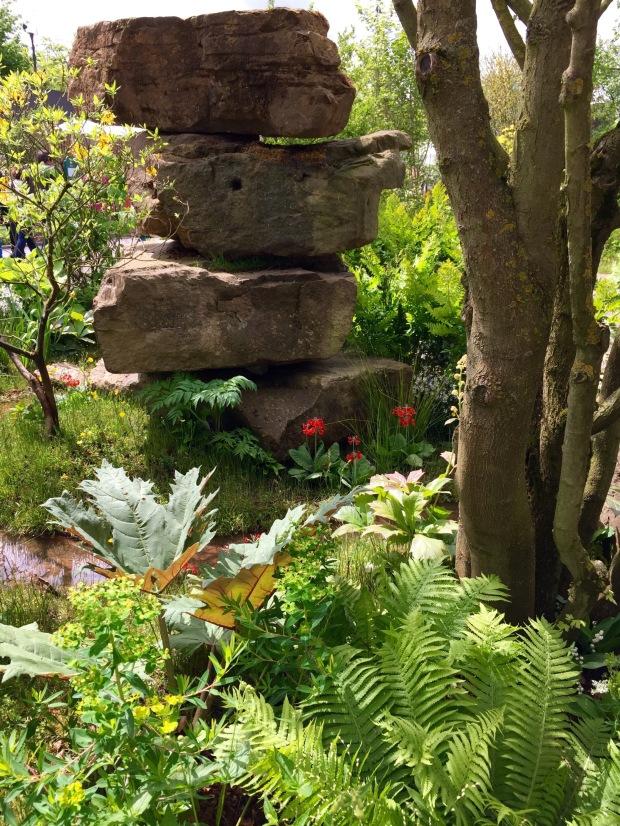 Dan Pearson's Laurent Perrier Chelsea 2015 Garden