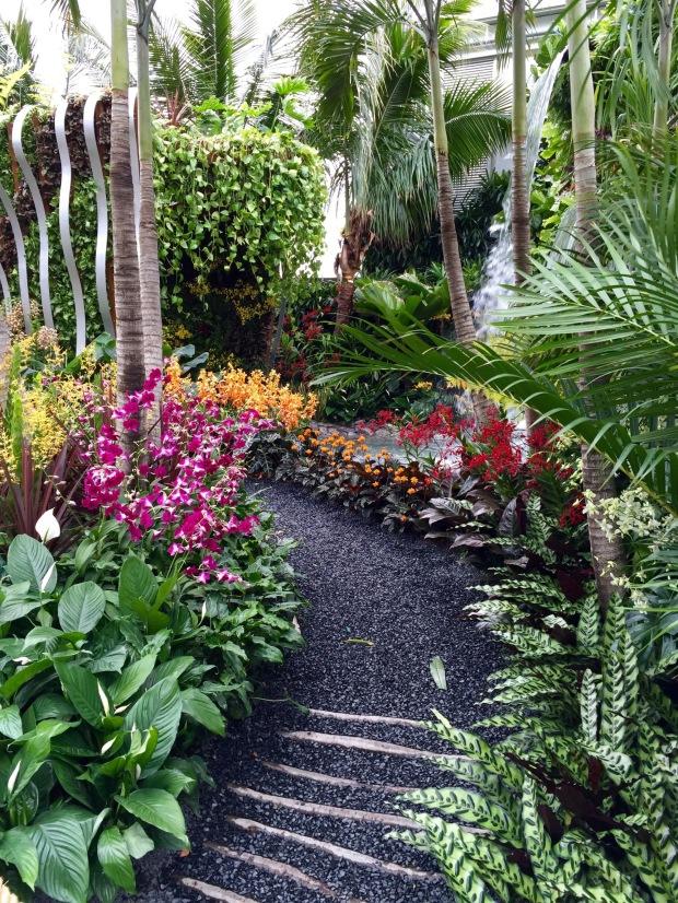 John Tan & Raymond Toh's Chelsea 2015 Garden
