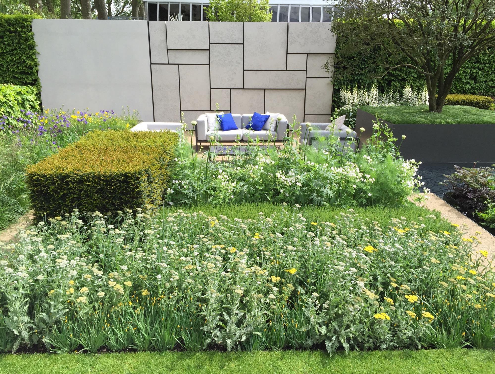Chelsea Show Gardens 2015 Janna Schreier Garden Design
