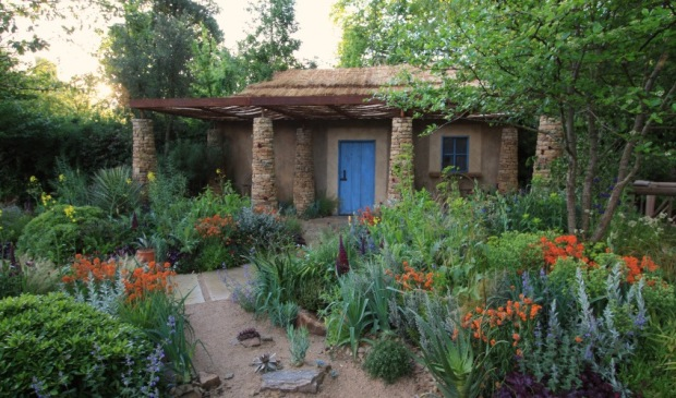 People's Choice Chelsea 2015 Garden: Sentebale