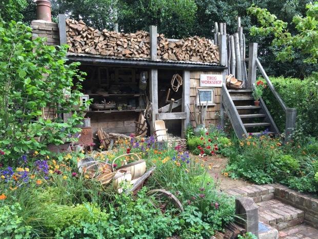 Serena Fremantle & Tina Vallis's Trugmaker's Chelsea 2015 Garden