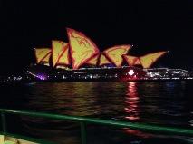 Vivid 2015, Sydney. Janna Schreier