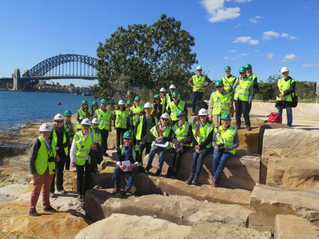 Hort Media Australia at Barangaroo