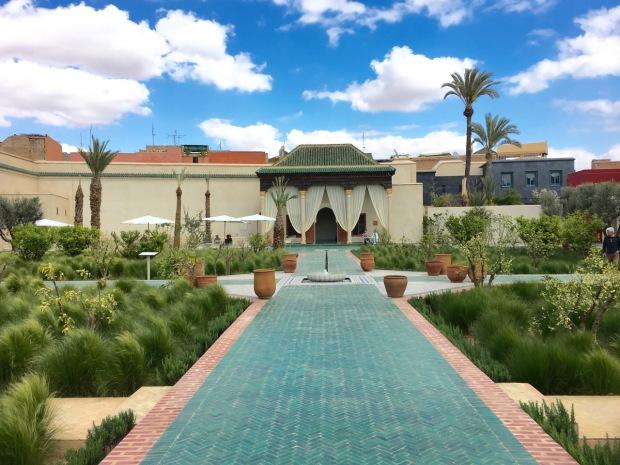 Le jardin secret medina marrakech janna schreier garden for Le jardin secret