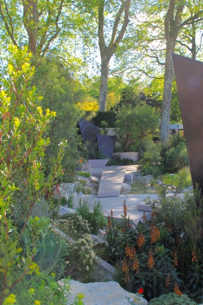 Andy Sturgeon: The Telegraph Garden. Chelsea 2016 Best in Show