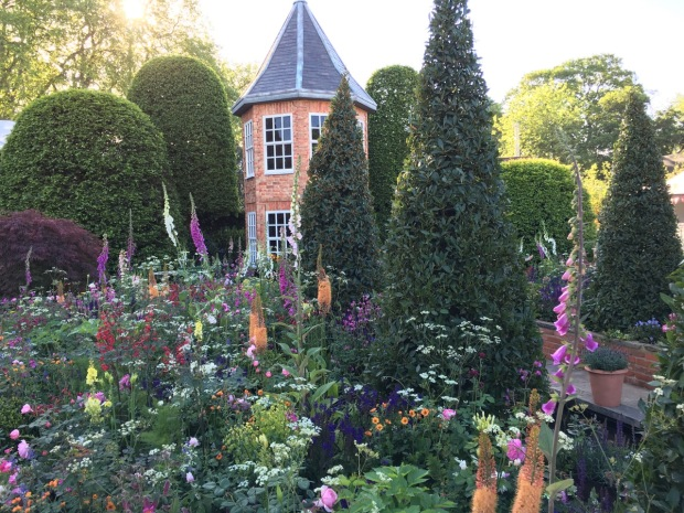 Diarmuid Gavin: The Harrods British Eccentrics Garden