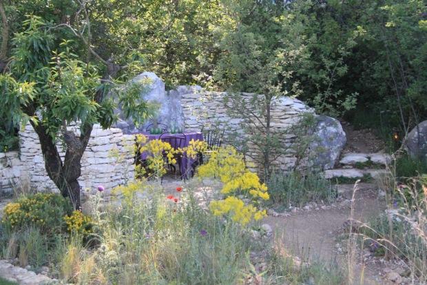 James Basson: L'Occitane Garden