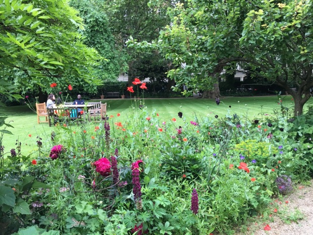 Cleveland Square garden