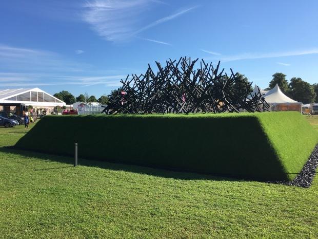 Hampton 2016: Rolawn: Why? by Tony Smith