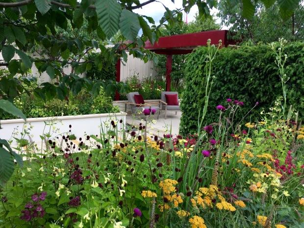 Hampton 2016: The Squires Garden by Catherine Macdonald