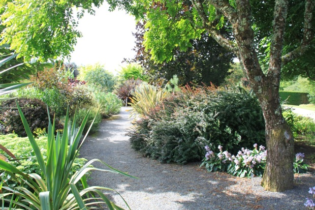 The Foliage and Plantman's Garden at Rosemoor