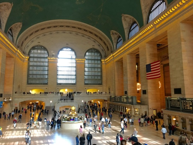 Grand Central Station, Midtown, New York