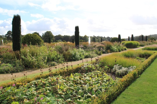 The Italian Garden at Trentham